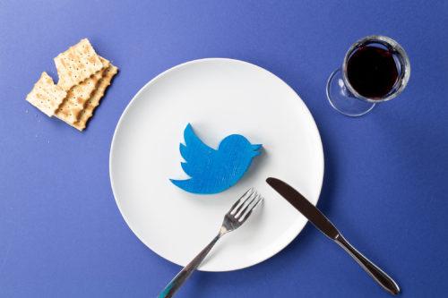Twitter in Fabula